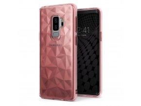 Ringke Air Prism kryt na Samsung Galaxy S9 Plus růžový