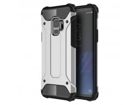 Armor kryt na Samsung Galaxy S9 stříbrný 22
