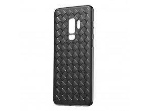 Baseus Weaving kryt na Samsung Galaxy S9 Plus černý 1
