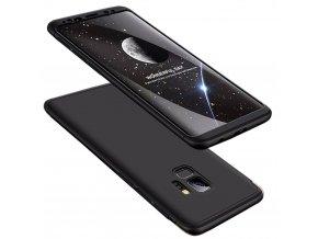 360 oboustranný kryt na Samsung Galaxy S9 černý 1