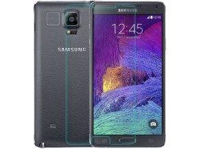 Tvrzené sklo na Samsung Galaxy Note 4  + Doprava zdarma