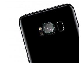 Ochranné sklo na čočku fotoaparátu na Samsung Galaxy S8 - 3 ks