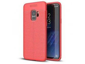 litchi kryt na SamsungS9 červený