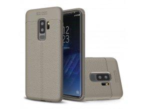 litchi kryt na SamsungS9 plus šedý