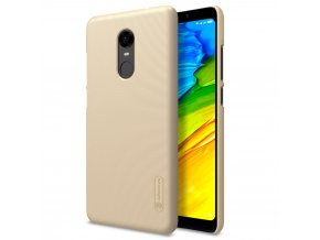Nillkin Super frosted shield kryt na Xiaomi 5 plus zlatý 1
