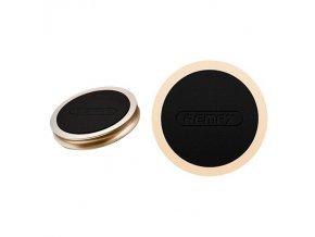 univerzállní magnetický držák an mobilní telefon zlatý