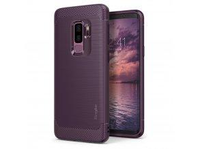 Ringke ONYX kryt na Samsung Galaxy S9 Plus světle fialový