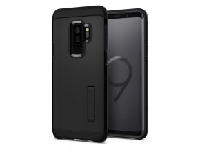 Spigen Tough Armor Case Tough Rugged Cover na Samsung Galaxy S9Plus čern