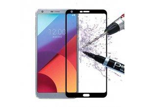 3D Tvrzené sklo na LG G6 černé