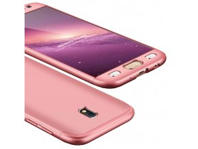 eng pl 360 Protection front and back full body case Samsung Galaxy J5 2017 J530 pink 26920 7