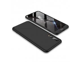 360 oboustranný kryt na Huawei P20 Pro - černý