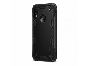 eng pl Ringke Onyx X Rugged TPU Case Durable Cover for Huawei P20 Lite black XXHW0001 RPKG 40851 9