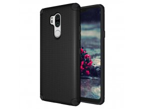 eng pl Light Armor Case Rugged Durable PC Cover for LG G7 ThinQ black no metal plate 40704 1