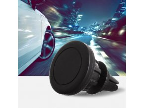 eng pl Universal Air Vent Magnetic Car Mount Holder black 24318 6