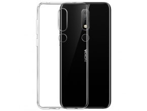 Silikonový obal na Nokia 6.1 Plus