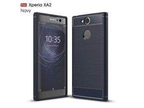For Sony Xperia XA2 XA2 Ultra case Shockproof Carbon Fiber Soft tpu Anti Knock cover case.jpg 640x640