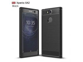 For Sony Xperia XA2 XA2 Ultra case Shockproof Carbon Fiber Soft tpu Anti Knock cover case.jpg 640x640 (1)