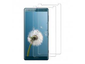 Tvrzené sklo na Sony Xperia XZ2