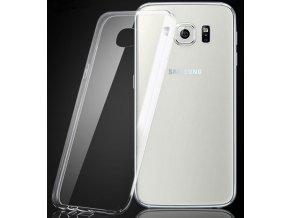 Silikonový obal na Samsung Galaxy S6 Edge  - Doprava zdarma