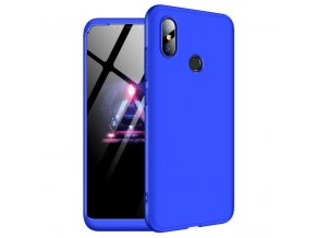 eng pl 360 Protection Front and Back Case Full Body Cover Xiaomi Mi 8 blue 41877 1