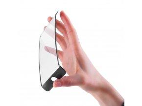 3D soft tvrzené sklo černé 2