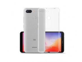 Silikonový obal na Xiaomi Redmi 6