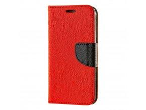 fancy flipové pouzdro červené na huawei p20 Pro