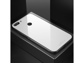 For Huawei P Smart Case Luxury Glossy Tempered Glass Silicone Frame Hard Cover Back P20 Lite.jpg 640x640