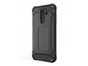 aeng pl Hybrid Armor Case Tough Rugged Cover for Samsung Galaxy A6 Plus 2018 A605 black 42381 1