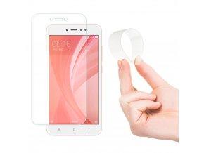 Tvrzené Nano flexi sklo na Xiaomi Mi A2