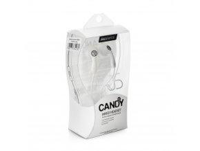 Remax RM-505 sluchátka do uší - bílé