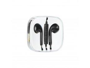 Sluchátka Stereo Type C do uší - černé
