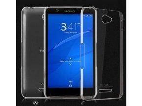 Silikonový kryt na Sony Xperia E4  + doprava zdarma