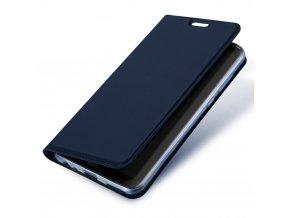 eng pl DUX DUCIS Skin Pro Bookcase type case for Huawei P20 Lite blue 42321 3