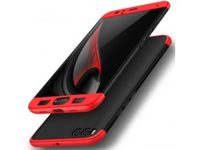 eng pl 360 Protection Front and Back Case Full Body Cover Xiaomi Mi 6 black red 41455 1