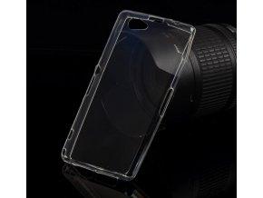 Silikonový obal na Sony Xperia Z1 Compact  + Doprava zdarma
