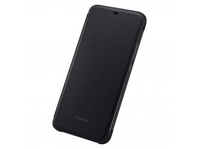 eng pl Huawei Wallet Cover Bookcase with Card Slot for Huawei Mate 20 Lite black 51992567 43043 1