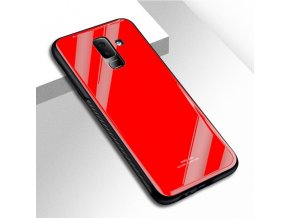 Case for Samsung Galaxy A8 2018 A6 2018 A7 A5 2018 Tempered Glass 9H Hard Back.jpg 640x640