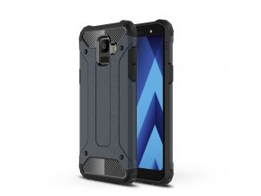 eng pl Hybrid Armor Case Tough Rugged Cover for Samsung Galaxy J6 2018 J600 blue 43140 2