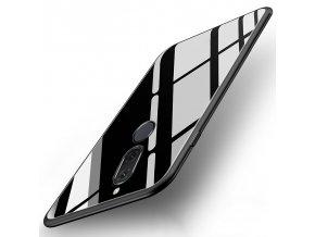 RHOADA For Huawei Nova 2i Case Luxury Tempered Glass Back Phone Cover For Huawei Mate 10