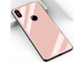 HOTSWEI Case For Xiaomi Mi A2 Mi 6X Luxury Mirror Tempered Glass Soft TPU Frame Protective.jpg 640x640