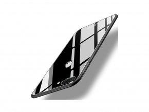 Skleněný kryt na Xiaomi Redmi 6 - černý