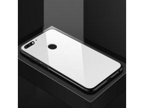 Skleněný kryt na Xiaomi Redmi 6 - bílý