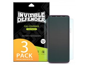 eng pl Ringke Invisible Defender 3x Full TPU Coverage Screen Protector for Samsung Galaxy S9 IFSG0014 RPKG 39101 1