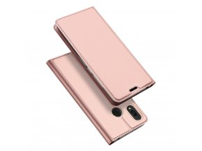 eng pl DUX DUCIS Skin Pro Bookcase type case for Huawei Nova 3 pink 44657 1