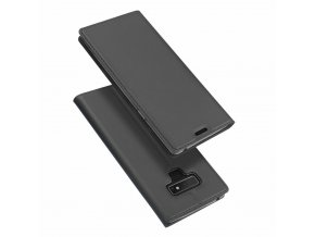 eng pl DUX DUCIS Skin Pro Bookcase type case for Samsung Galaxy Note 9 N960 grey 42280 1 (1)