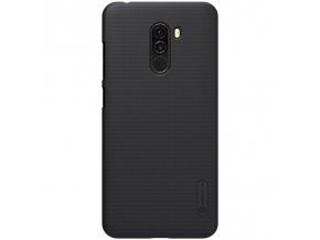 Obal Nillkin Super Frosted Shield na Xiaomi Pocophone F1 - černý