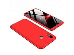 eng pl 360 Protection Front and Back Case Full Body Cover Huawei Honor Play red 45182 1
