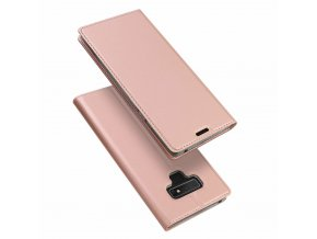 eng pl DUX DUCIS Skin Pro Bookcase type case for Samsung Galaxy Note 9 N960 pink 42283 1