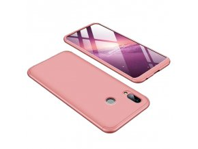eng pl 360 Protection Front and Back Case Full Body Cover Huawei Honor Play pink 45184 1